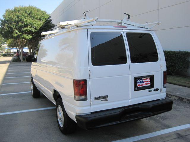 2011 Ford E-250 Cargo Van, Racks/Bins/ Ladder rack, 1 Owner, Like New Plano, Texas 8