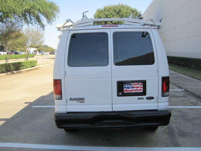 2011 Ford E-250 Cargo Van, Racks/Bins/ Ladder rack, 1 Owner, Like New Plano, Texas 9