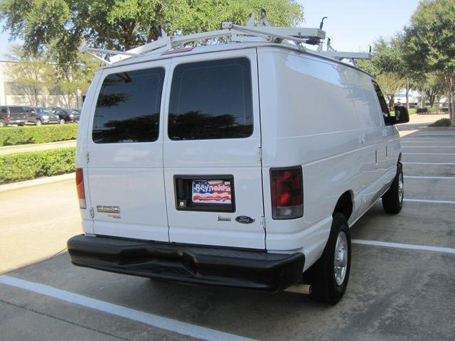 2011 Ford E-250 Cargo Van, Racks/Bins/ Ladder rack, 1 Owner, Like New Plano, Texas 10