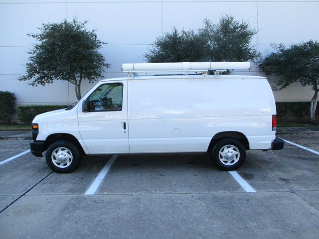 2011 Ford E-Series Cargo Van Bins & Bulkhead Plano, Texas 10
