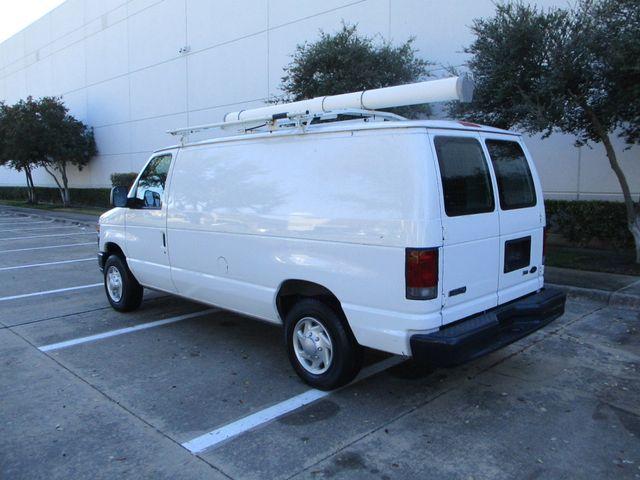 2011 Ford E-Series Cargo Van Bins & Bulkhead Plano, Texas 11