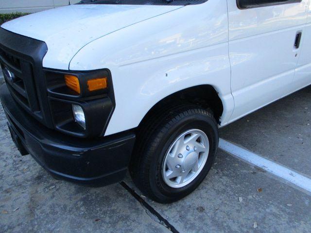 2011 Ford E-Series Cargo Van Bins & Bulkhead Plano, Texas 12