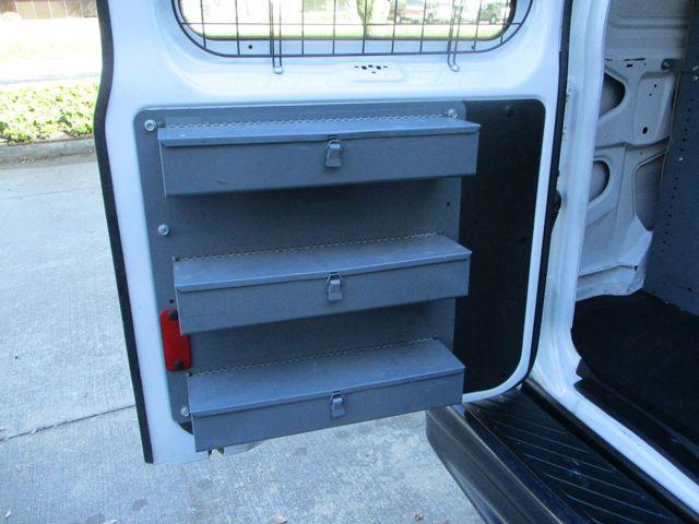 2011 Ford E-Series Cargo Van Bins & Bulkhead Plano, Texas 13