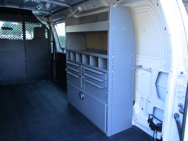 2011 Ford E-Series Cargo Van Bins & Bulkhead Plano, Texas 15