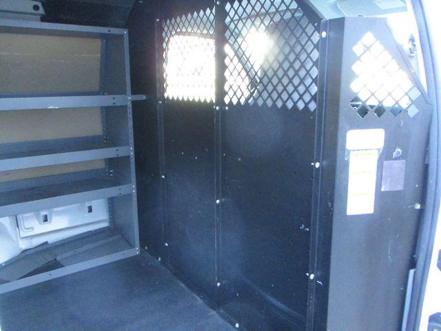 2011 Ford E-Series Cargo Van Bins & Bulkhead Plano, Texas 19