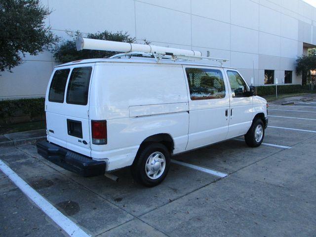 2011 Ford E-Series Cargo Van Bins & Bulkhead Plano, Texas 2