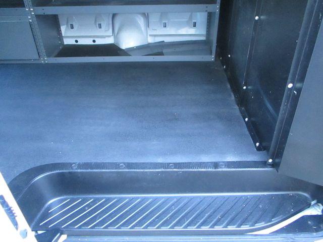 2011 Ford E-Series Cargo Van Bins & Bulkhead Plano, Texas 21
