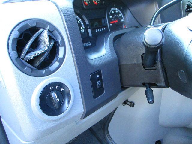 2011 Ford E-Series Cargo Van Bins & Bulkhead Plano, Texas 24