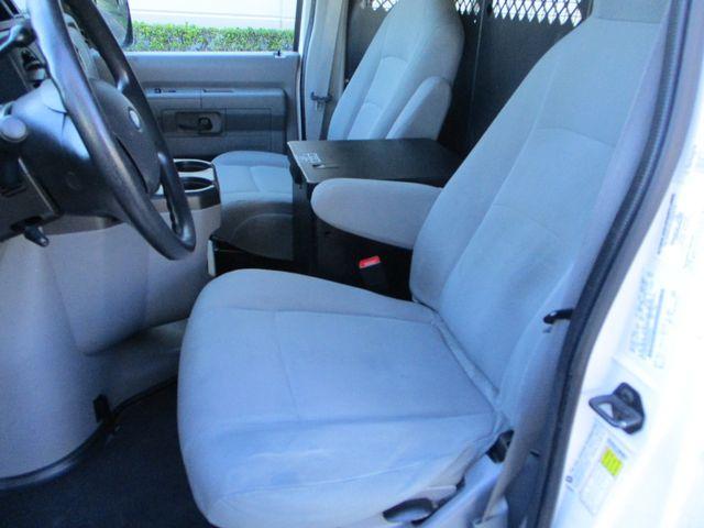 2011 Ford E-Series Cargo Van Bins & Bulkhead Plano, Texas 25