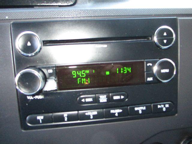 2011 Ford E-Series Cargo Van Bins & Bulkhead Plano, Texas 28