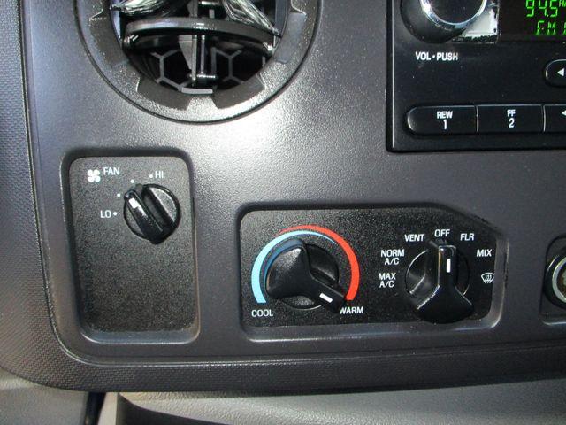 2011 Ford E-Series Cargo Van Bins & Bulkhead Plano, Texas 29