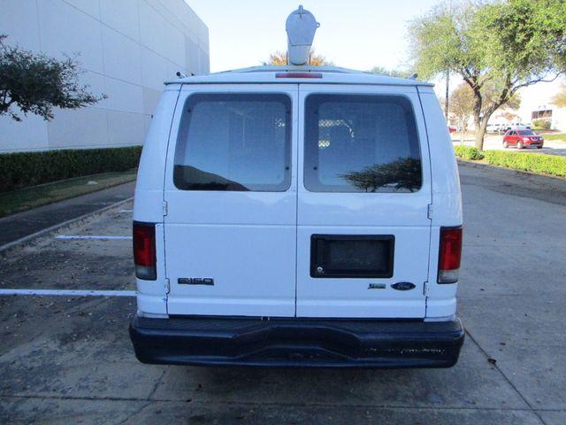 2011 Ford E-Series Cargo Van Bins & Bulkhead Plano, Texas 3