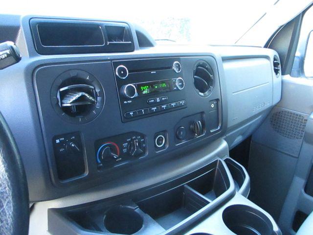 2011 Ford E-Series Cargo Van Bins & Bulkhead Plano, Texas 31