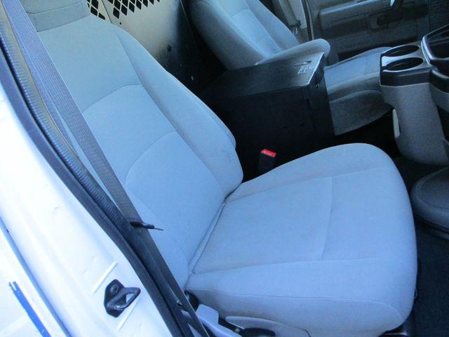 2011 Ford E-Series Cargo Van Bins & Bulkhead Plano, Texas 34