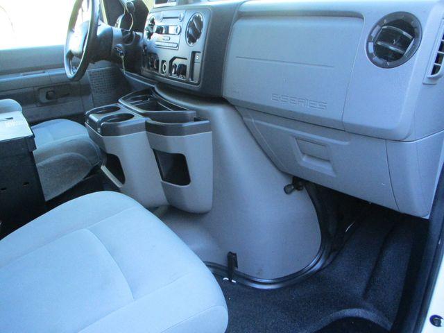 2011 Ford E-Series Cargo Van Bins & Bulkhead Plano, Texas 35