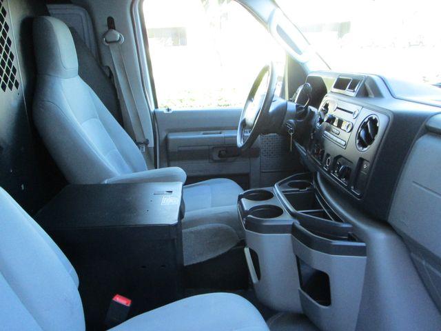 2011 Ford E-Series Cargo Van Bins & Bulkhead Plano, Texas 36