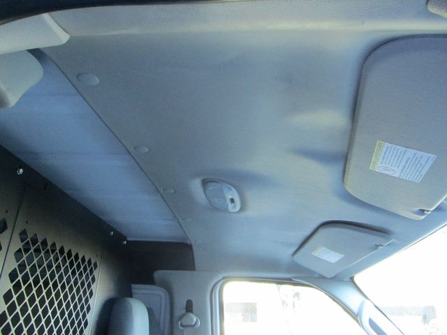 2011 Ford E-Series Cargo Van Bins & Bulkhead Plano, Texas 37