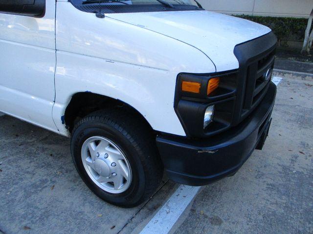 2011 Ford E-Series Cargo Van Bins & Bulkhead Plano, Texas 4