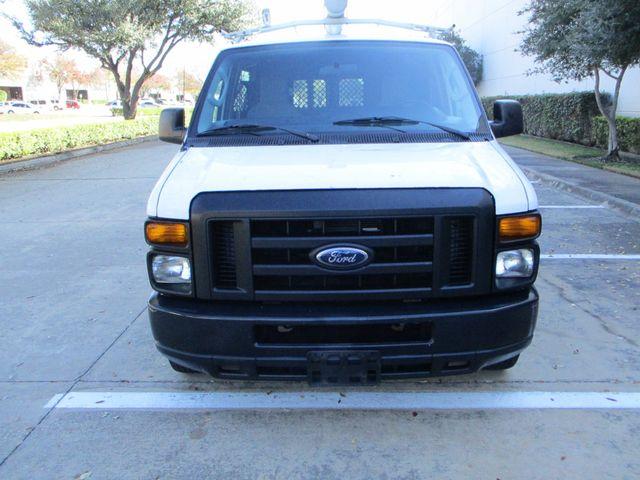 2011 Ford E-Series Cargo Van Bins & Bulkhead Plano, Texas 5