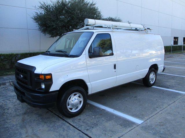2011 Ford E-Series Cargo Van Bins & Bulkhead Plano, Texas 9