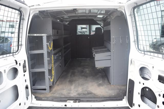 2011 Ford E-Series Cargo Van Commercial Richmond Hill, New York 4