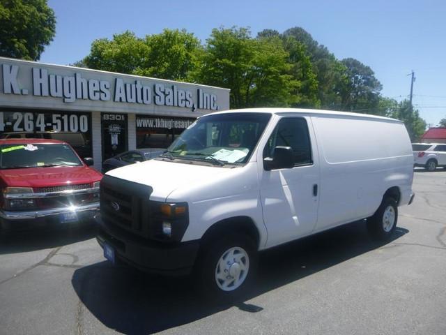 2011 Ford E-Series Cargo Van Commercial Richmond, Virginia 2