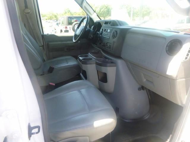 2011 Ford E-Series Cargo Van Commercial Richmond, Virginia 4