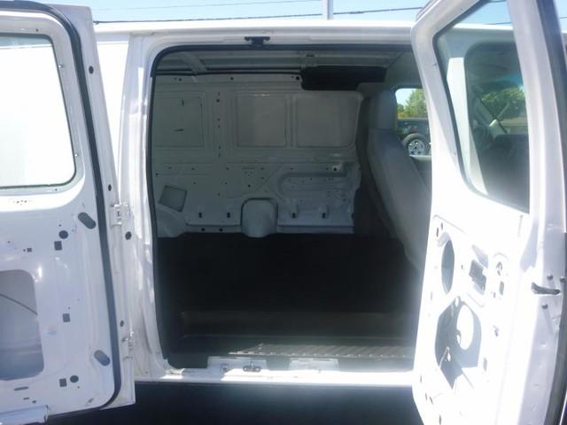 2011 Ford E-Series Cargo Van Commercial Richmond, Virginia 5