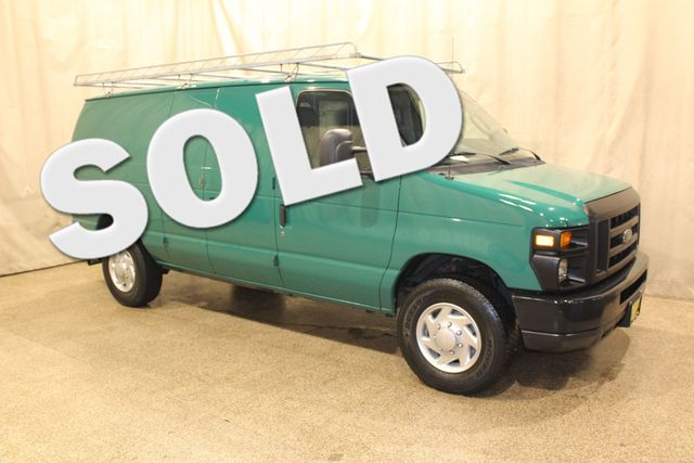 2011 Ford E-Series Cargo Van Commercial Roscoe, Illinois 0