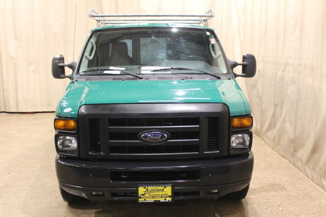 2011 Ford E-Series Cargo Van Commercial Roscoe, Illinois 3