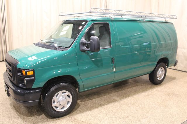 2011 Ford E-Series Cargo Van Commercial Roscoe, Illinois 2