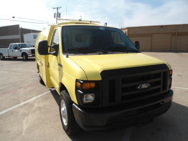 2011 Ford E-Series Cutaway KUV by Knapheide Plano, Texas 1