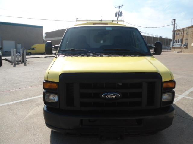 2011 Ford E-Series Cutaway KUV by Knapheide Plano, Texas 2
