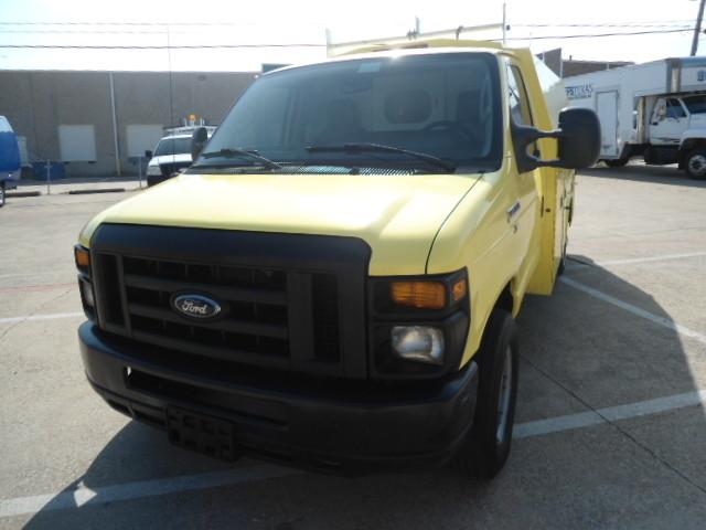 2011 Ford E-Series Cutaway KUV by Knapheide Plano, Texas 3