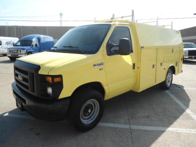 2011 Ford E-Series Cutaway KUV by Knapheide Plano, Texas 4