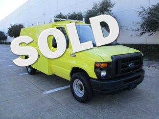 2011 Ford E-Series Cutaway KUV by Knapheide Plano, Texas