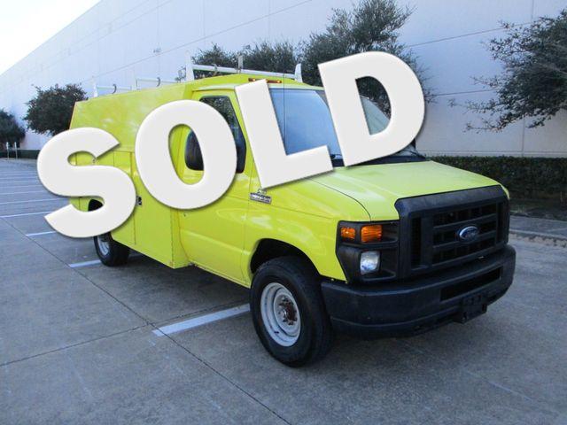 2011 Ford E-Series Cutaway KUV by Knapheide Plano, Texas 0