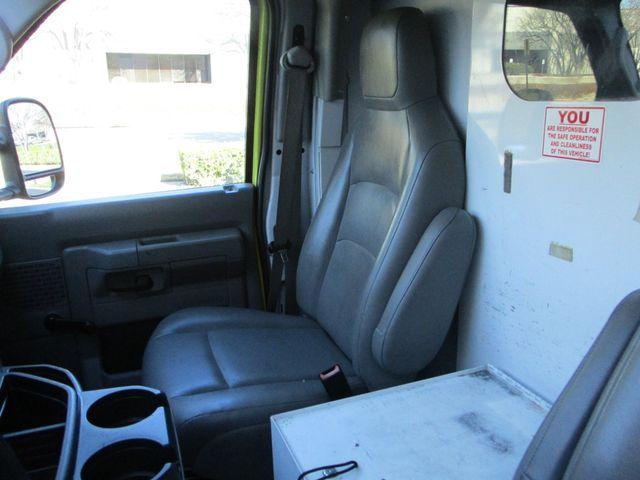 2011 Ford E-Series Cutaway KUV by Knapheide Plano, Texas 17
