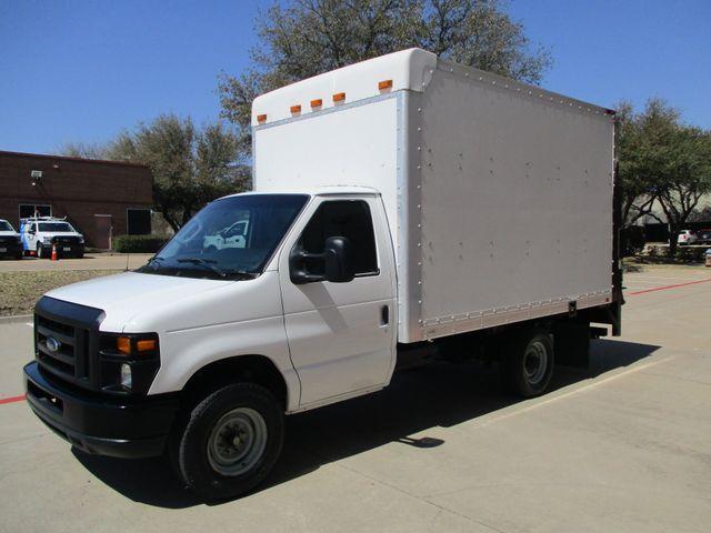2011 Ford E-Series Cutaway Box Van w/Lift Plano, Texas 6