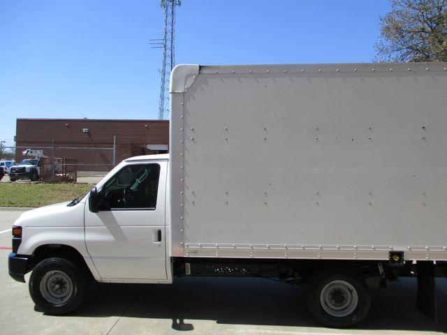 2011 Ford E-Series Cutaway Box Van w/Lift Plano, Texas 7