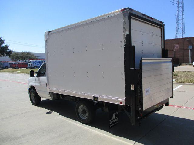 2011 Ford E-Series Cutaway Box Van w/Lift Plano, Texas 8