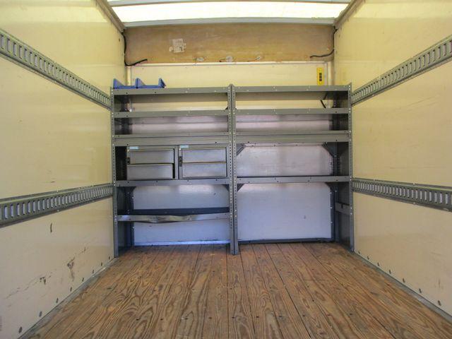 2011 Ford E-Series Cutaway Box Van w/Lift Plano, Texas 12
