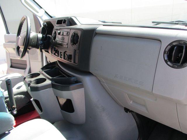 2011 Ford E-Series Cutaway Box Van w/Lift Plano, Texas 24
