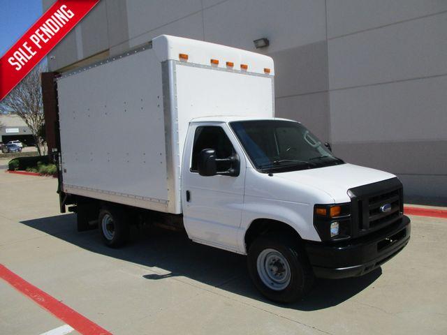 2011 Ford E-Series Cutaway Box Van w/Lift Plano, Texas 0