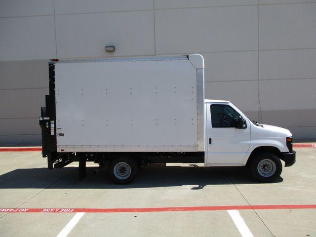 2011 Ford E-Series Cutaway Box Van w/Lift Plano, Texas 1