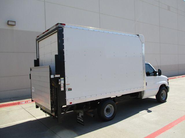 2011 Ford E-Series Cutaway Box Van w/Lift Plano, Texas 2