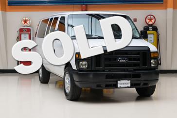 2011 Ford E-Series Wagon XL PROPANE CONVERSION in Addison,