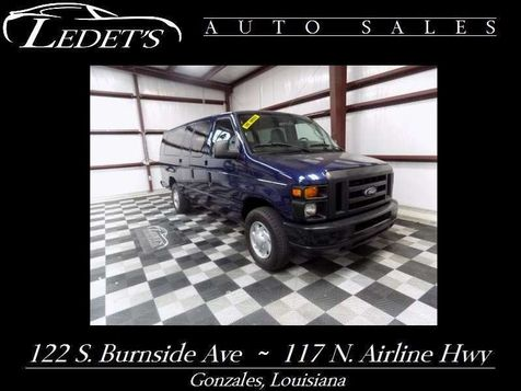 2011 Ford E-Series Wagon XLT - Ledet's Auto Sales Gonzales_state_zip in Gonzales, Louisiana