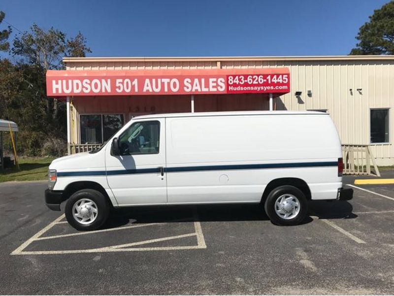 2011 Ford Econoline E-150 | Myrtle Beach, South Carolina | Hudson Auto Sales in Myrtle Beach South Carolina