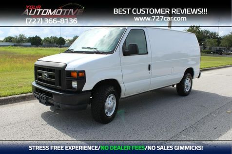 2011 Ford ECONOLINE E350 SUPER DUTY VAN in PINELLAS PARK, FL